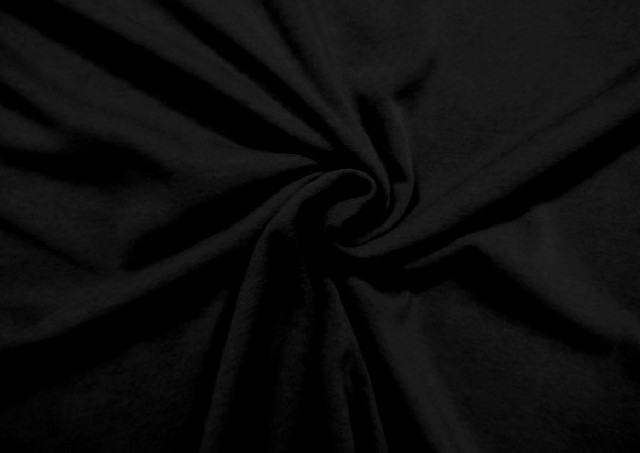 Acheter en ligne Tissu en Softshell Imprimé couleur Noir