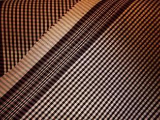 Tissu de Mouchoir Quadrillé Vintage