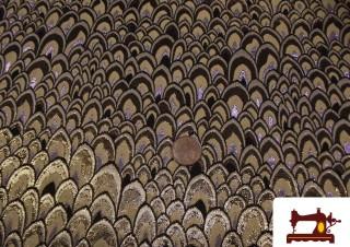Tissu pour Costume Peau de Dragon ou Écailles de Poisson