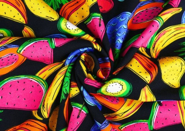 Vente en ligne de copy of Tissu de Tee-Shirt avec Arcs-en-ciel