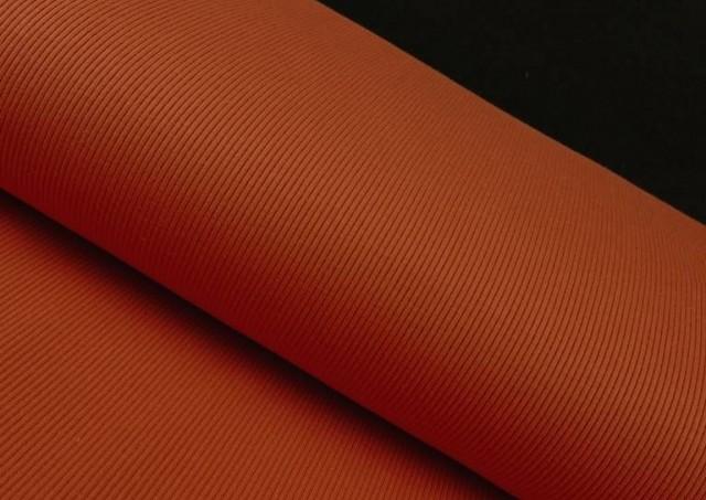 Acheter Tissu en Tricot Côtelé couleur Tuile