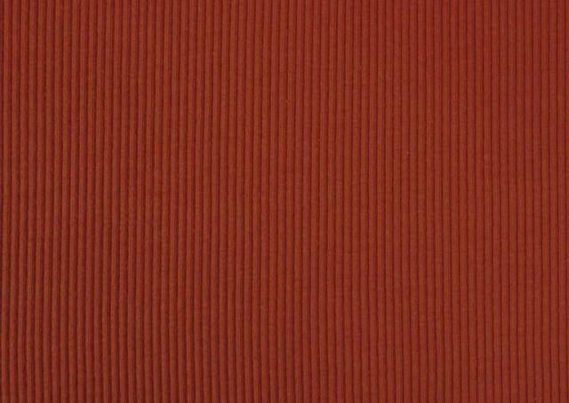 Vente de Tissu en Tricot Côtelé couleur Tuile