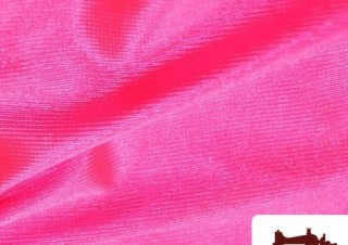 Tissu en Lycra Couleur Rose Fuchsia Fluor