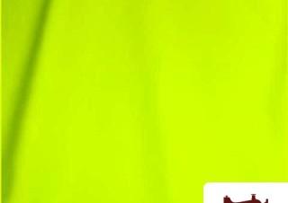 Tissu en Lycra Jaune Fluorescent