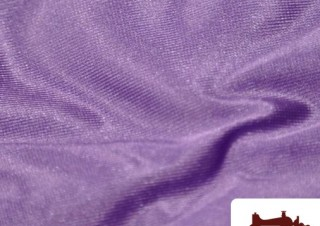 Tissu en Lycra Couleur Lilas