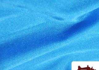 Tissu en Lycra Couleur Bleu Turquoise