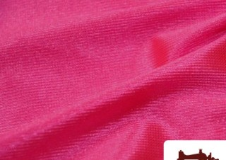 Tissu en Lycra Couleur Rose Fuchsia