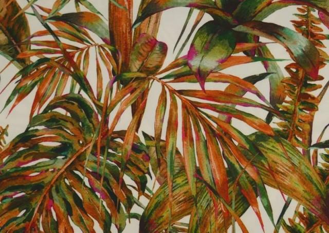 Acheter copy of Tissu en Gobeline Imprimé pour Tapisserie couleur Orange
