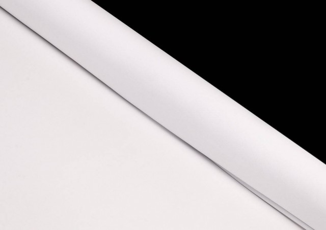 Vente de Entretela de Punto Blanco / Negro couleur Noir