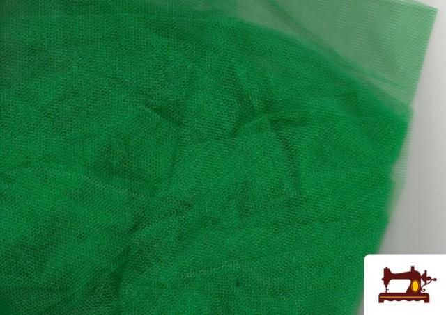 Acheter Tissu en Tulle pour Évènements et Décoration couleur Vert