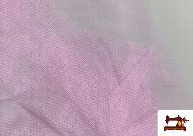Acheter Tissu en Tulle pour Évènements et Décoration couleur Rose pâle