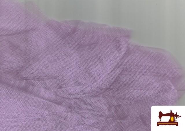 Tissu en Tulle pour Évènements et Décoration couleur Violet