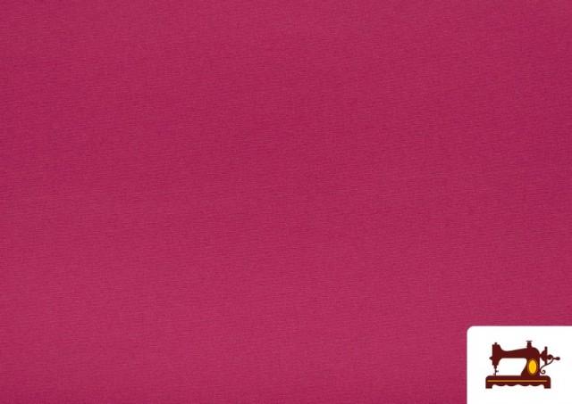 Acheter en ligne Tissu en Stretch Économique de Couleurs couleur Bougainville
