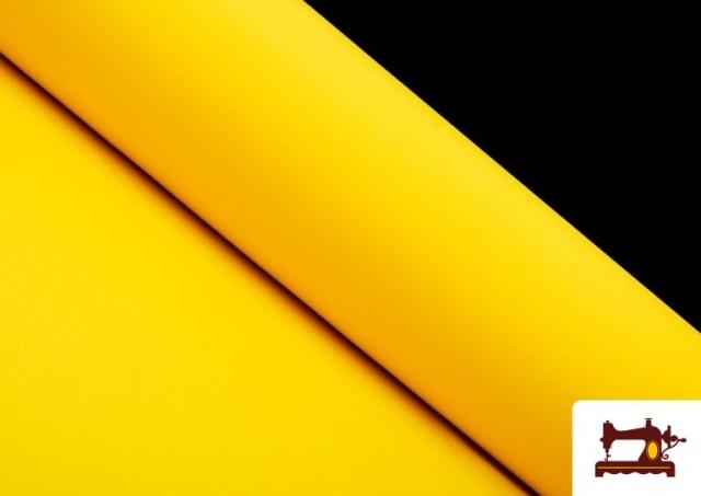 Acheter Tissu en Stretch Économique de Couleurs couleur Jaune