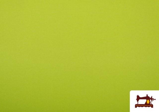 Vente de Tissu en Stretch Économique de Couleurs couleur Vert pistache
