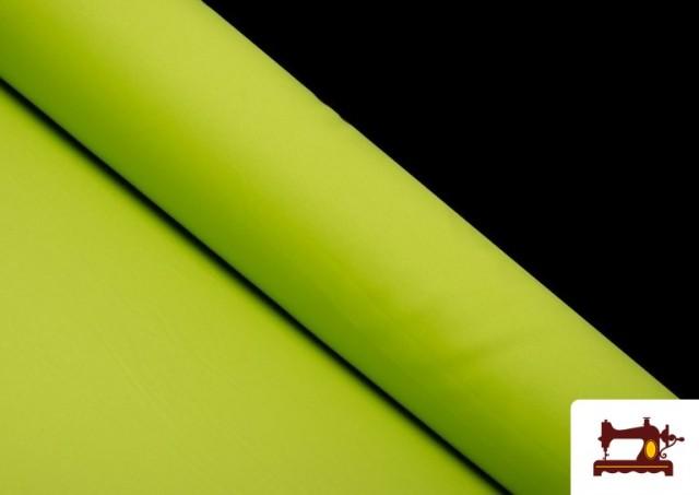 Vente en ligne de Tissu en Stretch Économique de Couleurs couleur Vert pistache