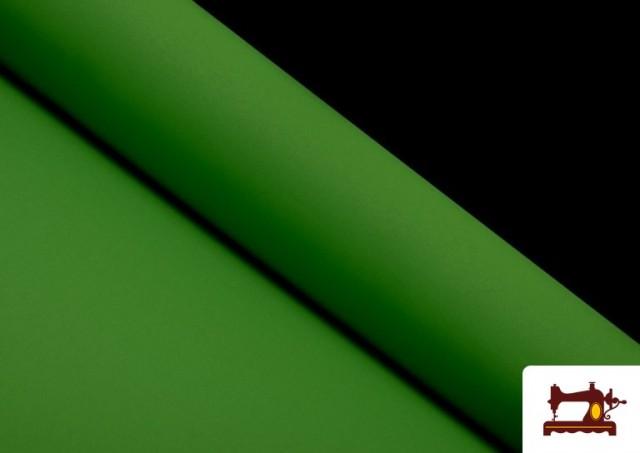 Tissu en Stretch Économique de Couleurs couleur Vert