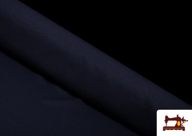 Tissu en Stretch Économique de Couleurs couleur Bleu Marine