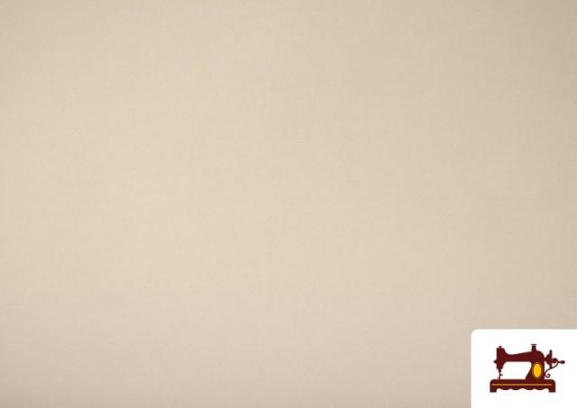 Vente en ligne de Tissu en Stretch Économique de Couleurs couleur Écru
