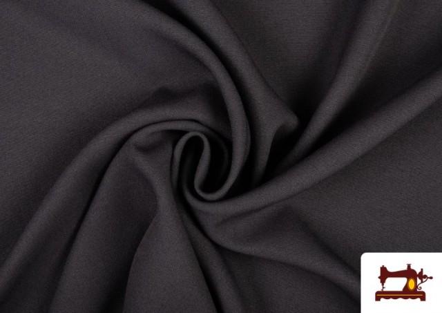 Acheter Tissu en Stretch Économique de Couleurs couleur Gris