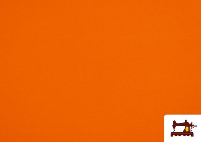 Vente de Tissu en Stretch Économique de Couleurs couleur Orange