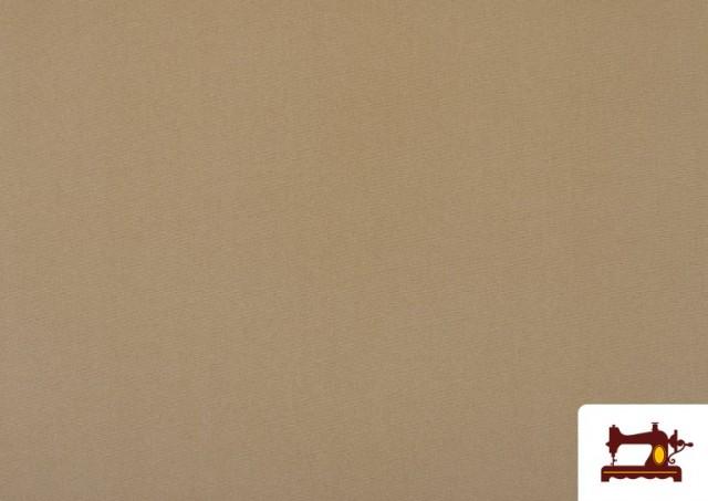 Vente en ligne de Tissu en Stretch Économique de Couleurs couleur Sable