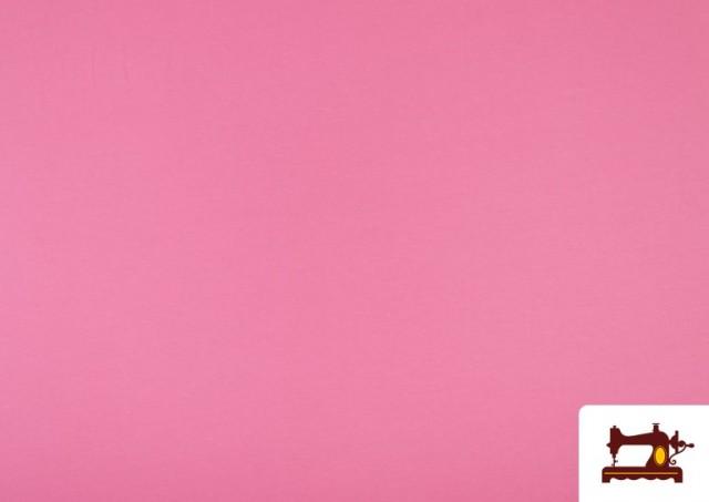 Tissu en Stretch Économique de Couleurs couleur Rosé