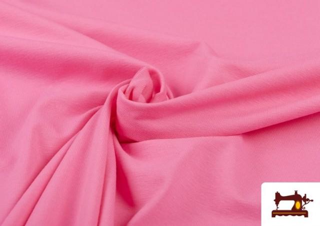 Acheter Tissu en Stretch Économique de Couleurs couleur Rosé