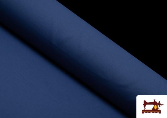 Tissu en Stretch Économique de Couleurs couleur Bleu Cobalt