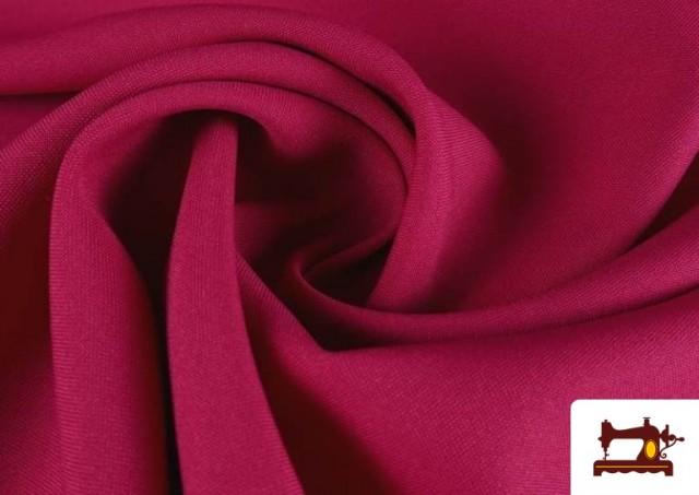 Acheter Tissu en Stretch Économique de Couleurs couleur Fuchsia