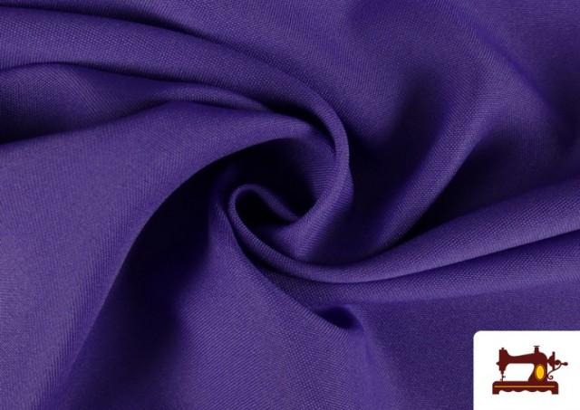 Vente en ligne de Tissu en Stretch Économique de Couleurs couleur Violet