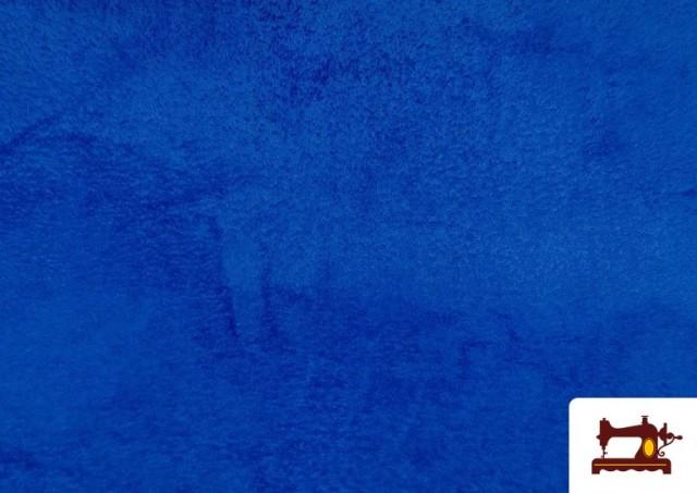 Vente en ligne de Tissu en Coraline de Couleurs couleur Gros bleu