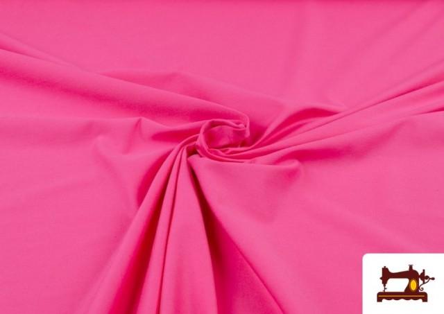 Vente en ligne de Tissu de Tee-Shirt de Couleurs couleur Fuchsia