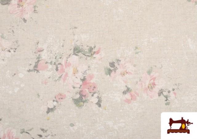Vente en ligne de Tissu Vintage avec Imprimé Floral Coordonné Grand