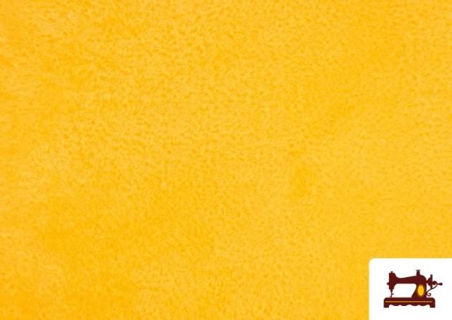 Acheter Tissu en Coraline de Couleurs couleur Jaune