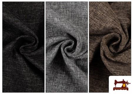 Tissu pour Tapisserie Tissé Bicolore