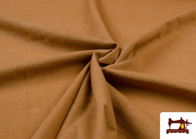 Acheter Tissu en Daim de Couleurs couleur Sable