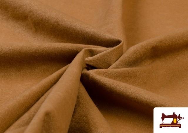 Vente de Tissu en Daim de Couleurs couleur Sable