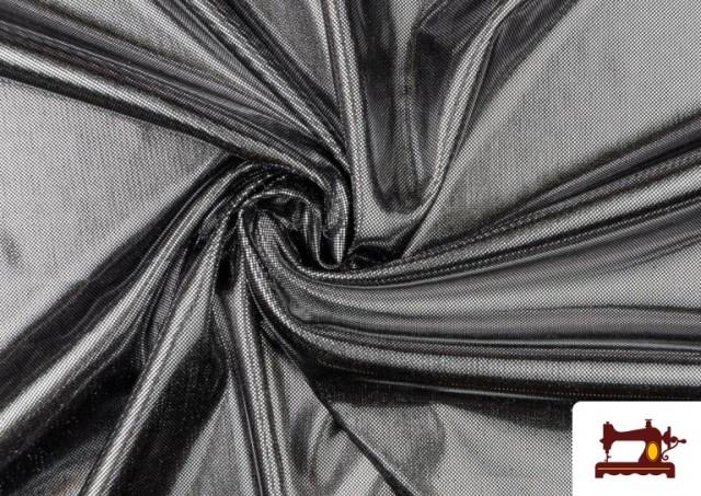 Acheter Tissu en Lamé Économique de Couleurs Metalisées couleur Argenté
