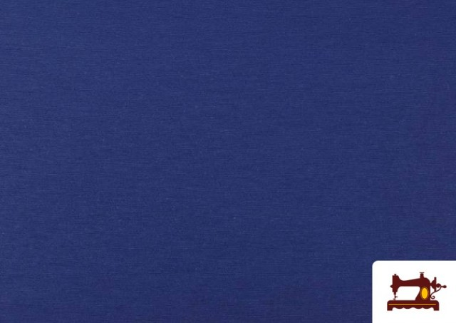 Acheter Tissu en Canvas de Couleurs couleur Gros bleu