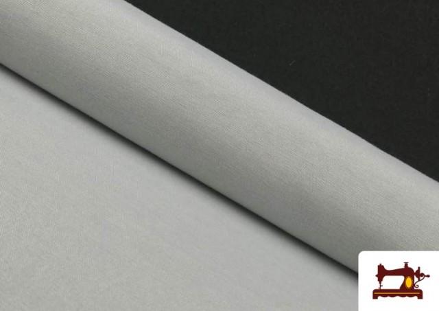 Vente de Tissu en Canvas de Couleurs couleur Gris clair