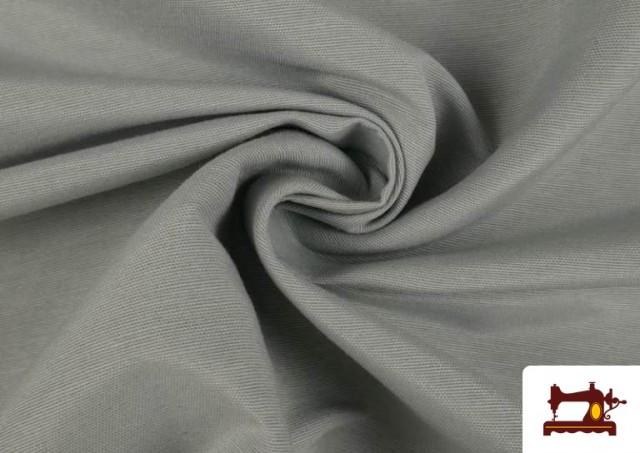 Vente en ligne de Tissu en Canvas de Couleurs couleur Gris clair