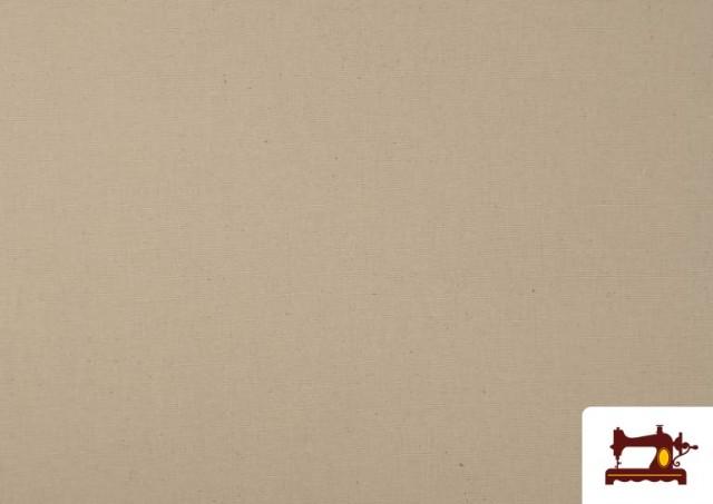 Vente de Tissu en Canvas de Couleurs couleur Sable