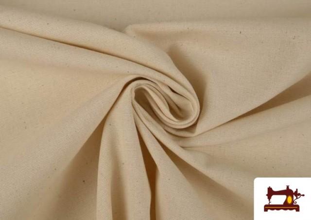Acheter en ligne Tissu en Canvas de Couleurs couleur Sable