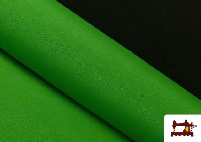 Vente en ligne de Tissu en Canvas de Couleurs couleur Vert