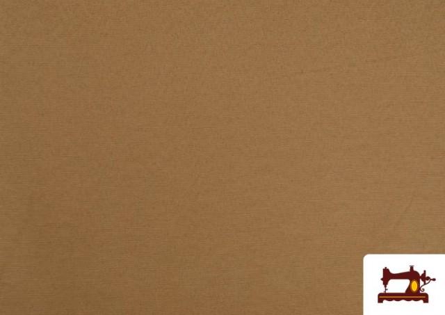 Vente en ligne de Tissu en Canvas de Couleurs couleur Bronzé