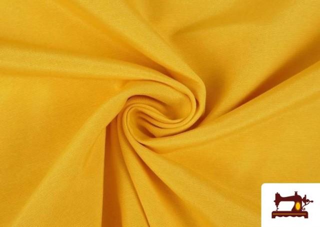 Acheter Tissu en Canvas de Couleurs couleur Jaune