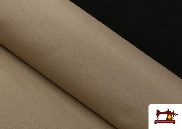 Vente de Tissu en Canvas de Couleurs couleur Beige