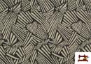 Vente de Tissu Style PuntRoma avec Imprimé Étincelles de Couleurs couleur Gris clair
