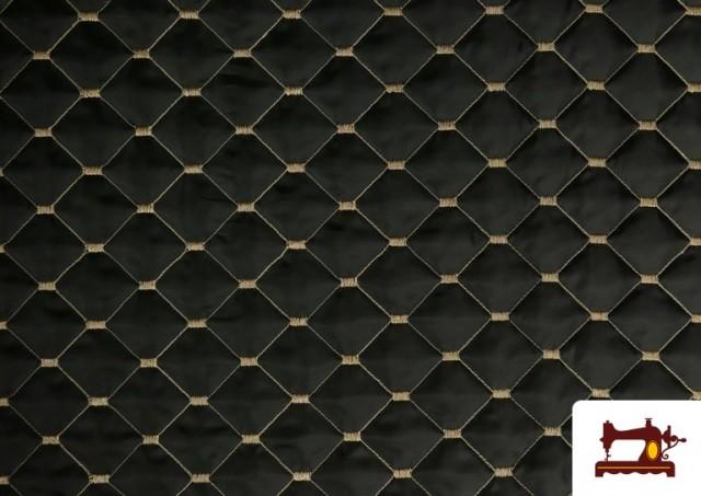 Vente en ligne de Tissu avec Matelassage Réversible de Couleurs couleur Beige